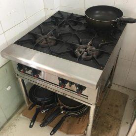 Bếp âu nhà hàng thanh lý giá rẻ