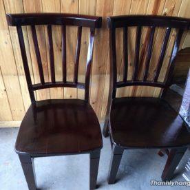 Ghế cũ nhà hàng thanh lý