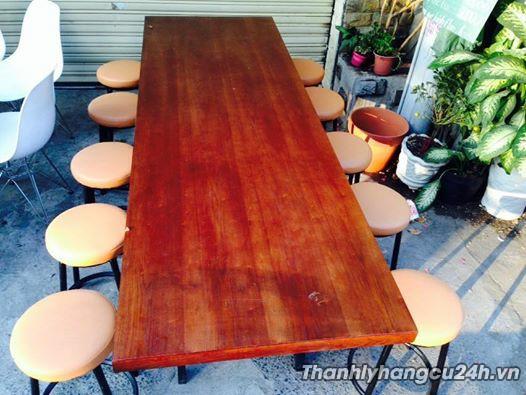 bộ bàn mười ghế
