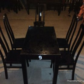 Thanh lý bàn ghế nhà hàng giá rẻ