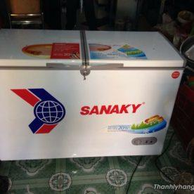 Thanh lý tủ đông SANAKY VH-3699w1